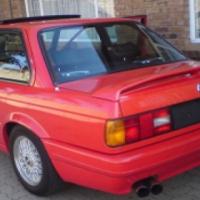 1990 BMW 325is EVO 1