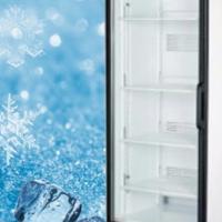 EU650 - Upright Freezer - 420LT