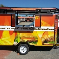 FAST FOOD TRAILERS... IMMEDIATELY AVALIBLE....BEST BUSINESS OPPURTUNITY....START YOURS TODAY....!!!