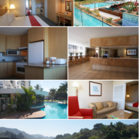 2x4 sleeper Holiday/Timeshare apartment for rent: Upmarket Sea-facing apartment in Umhlanga Rocks