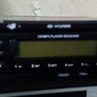 CD and mp3 player