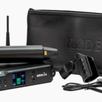 RODE RODELINK PERFORMER KIT DIGITAL WIRELESS MIC SET FOR VOCAL PERFORMANCE & PRESENTATION