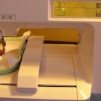 Bernina Deco 650 embroidery machine
