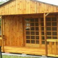 Log homes, wendy houses, tool sheds, doll houses, entertainment rooms,offices,maids quarters, etc
