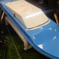 DM Craft Bait Boat