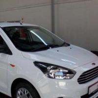 Ford Figo 1.4 Trend