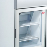 Freezer Glass Door with Light Box SMCTB-100FF