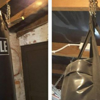 Boxing bag for sale,