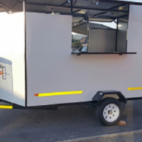 BRAND NEW FAST FOOD TRAILERS MANUFACTURED FOR YOUR OWN BUSINESS!!!