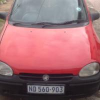 1996 Opel Corsa 1.3i