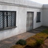 house double garage 1bedroom 1bathroom open kitchen with veranda