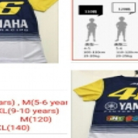 Kids Rossi Shirts