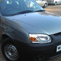 2012 Ford Bantam 1.3i with canopy