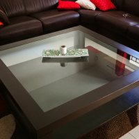 9 Piece Dinning Table + Lounge Coffee Table