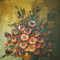 Original Oil Painting - Andre Grobler