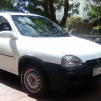 1998 1.6i Opel Corsa Bakkie for Sale