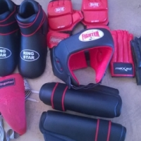 MMA / KICKBOXING SET FOR MEN