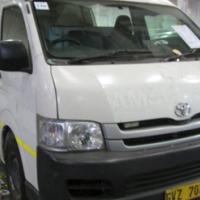 Toyota Quantum 2.7 Panel Van