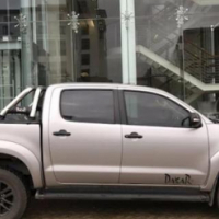 2015 Toyota Hilux DAKAR 2700 Doublecab Petrol R309900