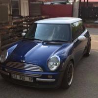 Mini Cooper for sale.