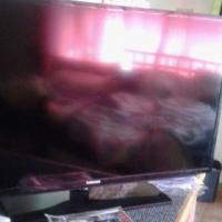 Samsung flat screen tv te koop