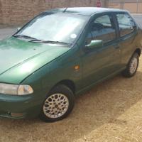 2002 Fiat Palio 1.6 16v