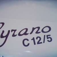 Cyrano C12/5 sunbed