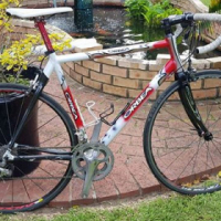 Orbea road racing bicycle from Sale