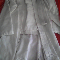 New karate suit