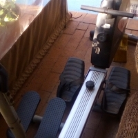 Rowing machine Trojan