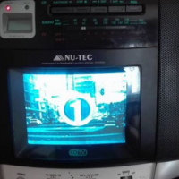 Nu-Tec Radio,tv,Cd player in one.Pls no time waisters.