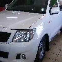 2012 Toyota Hilux 2.0 VVTi