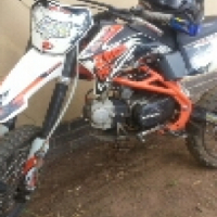 conti 250 and big boy ttr125s 2swop for a bakie