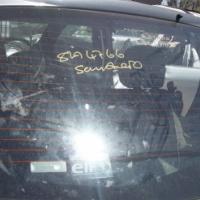 Renault Sandero rear window for sale!