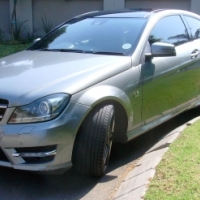 C25 AMG Coupe CDI BE 2012