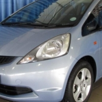 2009 Honda Jazz 1.4 LX automatic