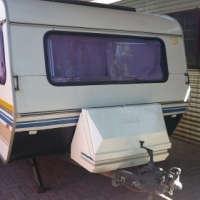 1984 Sprite Sport Caravan