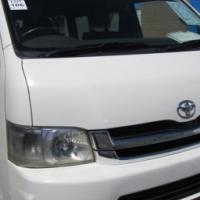 Toyota Quantum 2.7 10 seater Panel Van