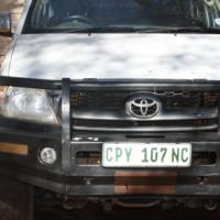 4L V6 Toyota Hilux