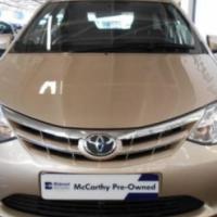 2016 Toyota Etios 1.5 SD XS