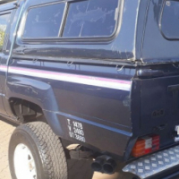A 2.2 Hilux Double Cab, 1993. In great Condition.