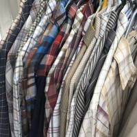 Men's button shirts