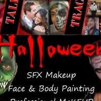 Halloween Makeup / Special Effects Makeup & Full Body Painting Services Affordable!! Come to you!