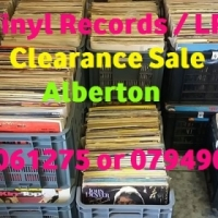 **LP's For Sale** - Vinyl Records - From R5