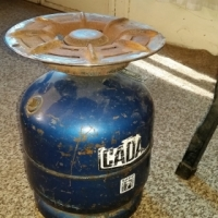 Cadac Gas Bottle with burner for sale