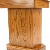 Solid Wooden Lecterns