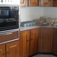 Bedroom with build in cupboards to let in Morningside Manor / Sandton