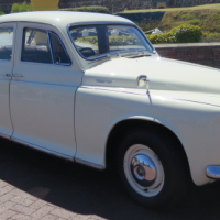 1961 Rover P4 - 100