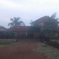 5.3 ha plot. 4 bdr house.