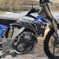 Yamaha YZ250F 2009 excellent condition